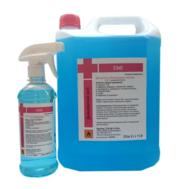 Антисептик  для рук и дезинфекции поверхностей с распылителем 0, 5L